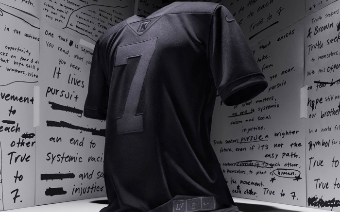 "Colin Kaepernick ""True To 7"" Jersey"
