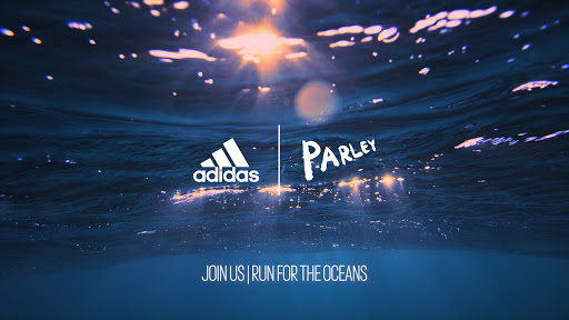 Adidas e Parley For The Oceans