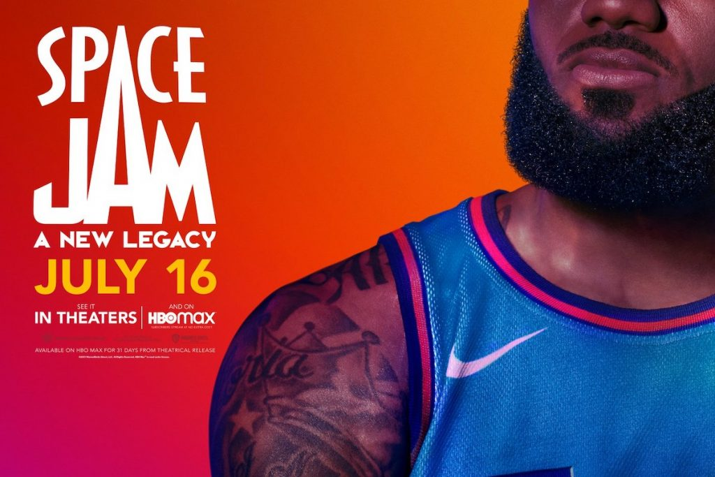 Trailer Ufficiale Space Jam 2: A New Legacy